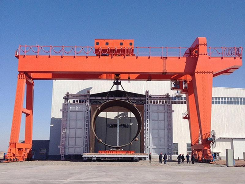 Buy double girder gantry crane