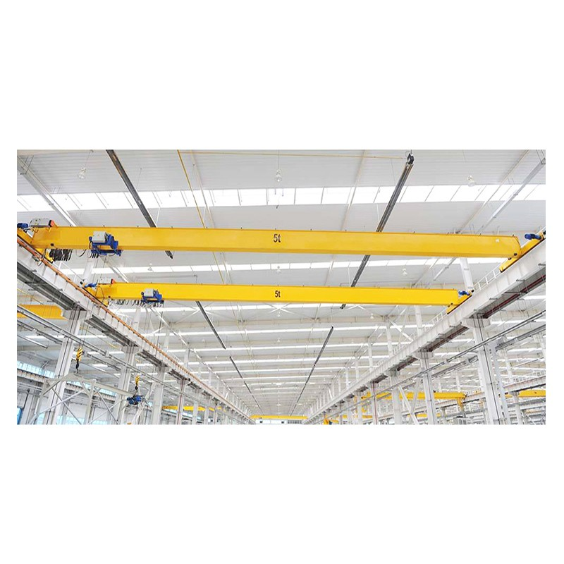 european crane Brands, Supply single girder overhead crane, China overhead crane