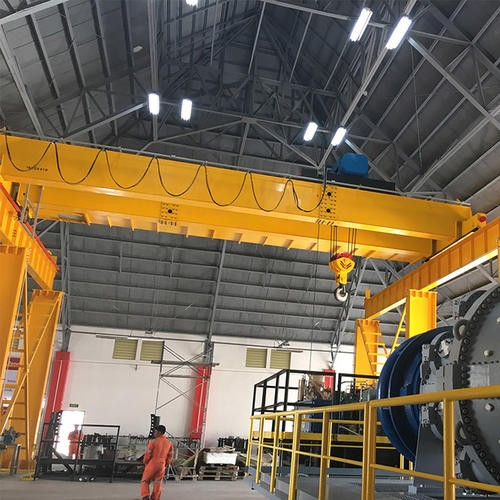 By different working condition, the overhead traveling cranes can be used for fifferent industries.