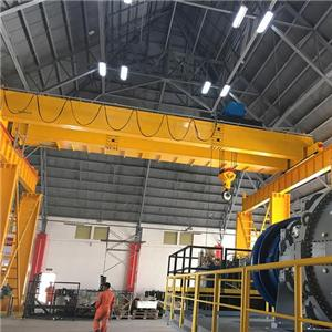 Application for different working condition for overhead crane