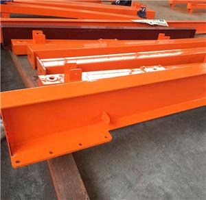 2sets 2.5ton portable gantry crane delivery to Belarus