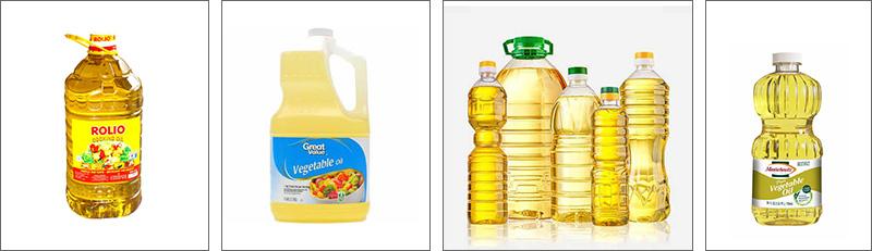 edible oil filling mcahine