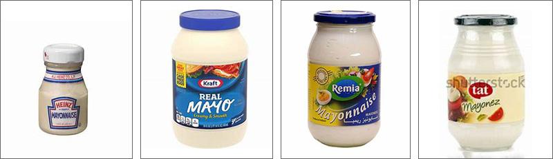 mayonnaise filling machine