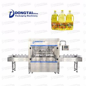 Automatic Cooking Filling Machine