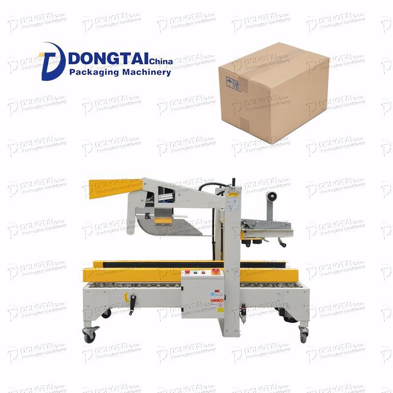 Automatic Carton Box macchina imballatrice