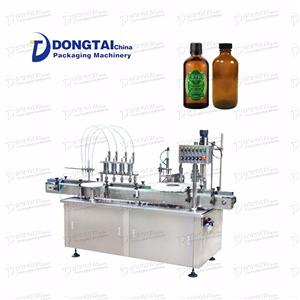 Shampoo Bottle Filling Machine,round Bottle Filling Machine