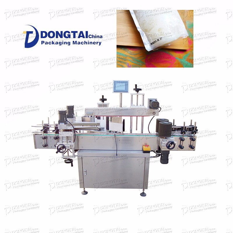Automatic Bag Labeling Machine