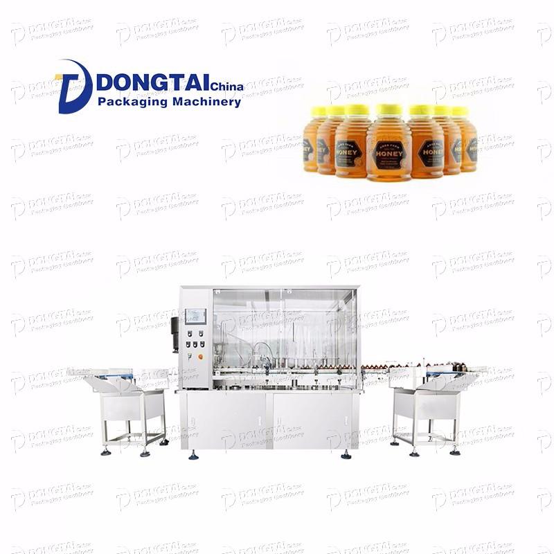 30ml Honey Bottle Filling Machine,honey Filling Machine