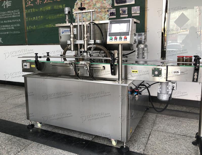 automatic Mayonnaise filling machine