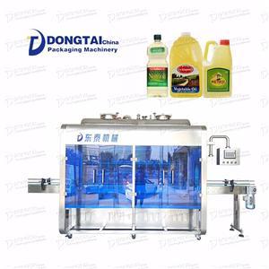 1-5L Otomatik Soya Yağı Dolum Makinesi