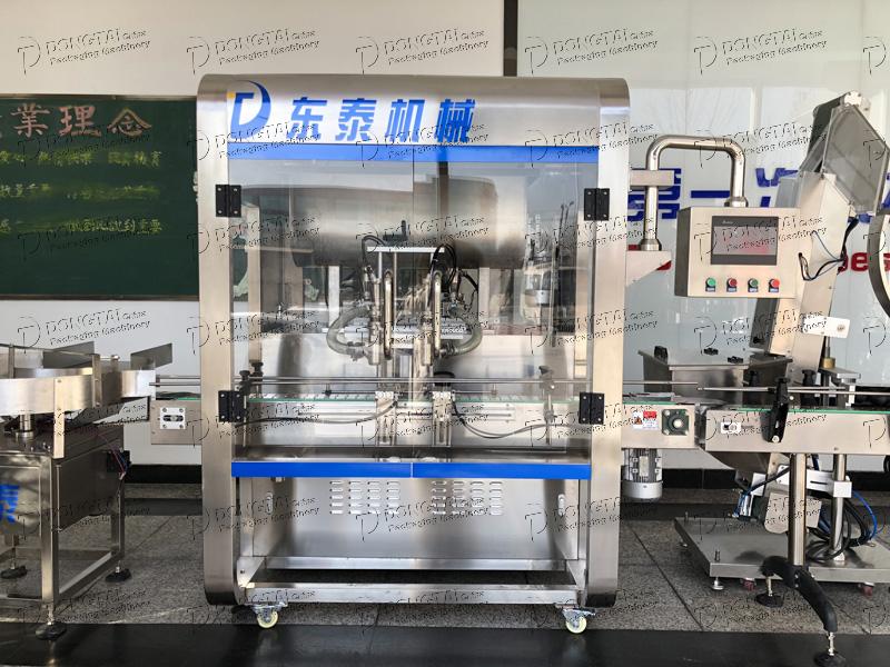 tomato paste filling machine