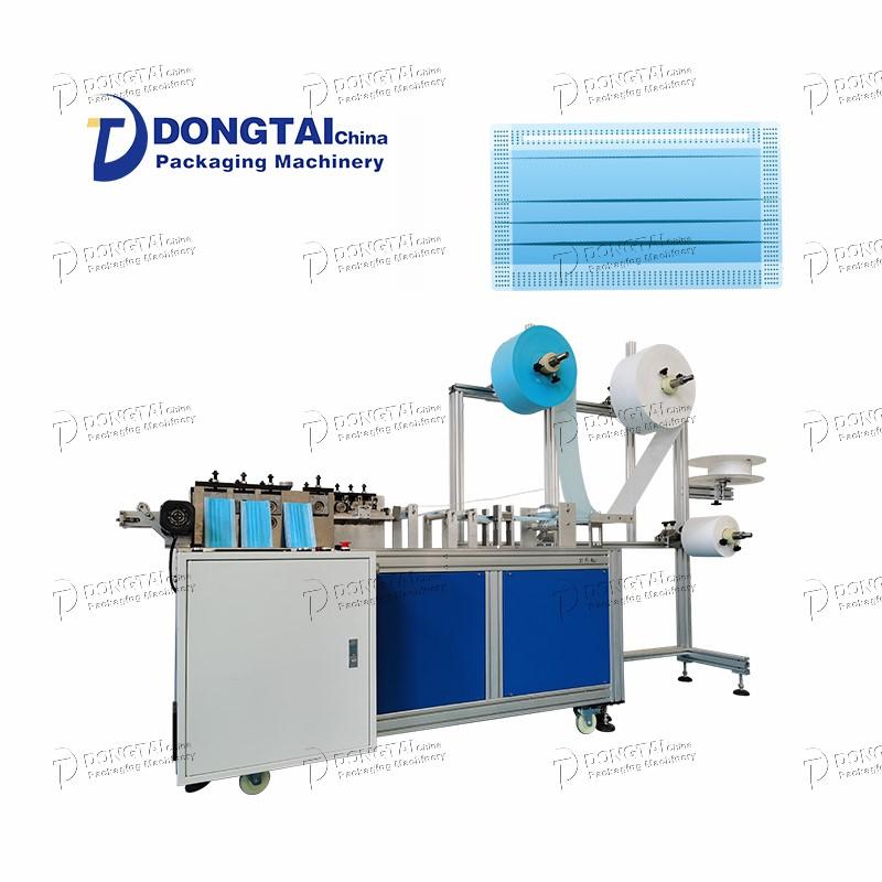 Otomatik maske makinesi maske dökülme makinesi tek kullanımlık maske makinesi