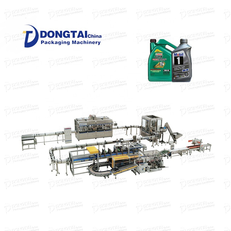 Ediblel olive vegetable oil filling machine oil bottle filling machine filling line