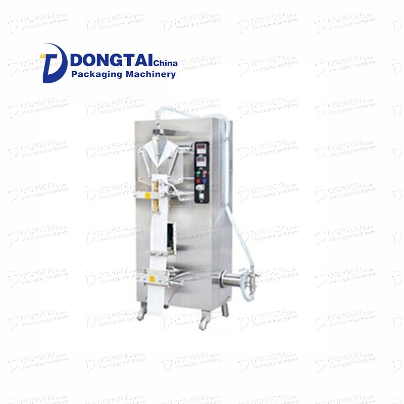 Automatic bagging liquid packaging machine paste packaging machine liquid juice paste sachets packaging machine