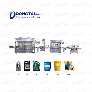 Lube oil filling capping labeling machine engine oil filling machine palm oil filling and sealing machine olive oil bottle filling machine