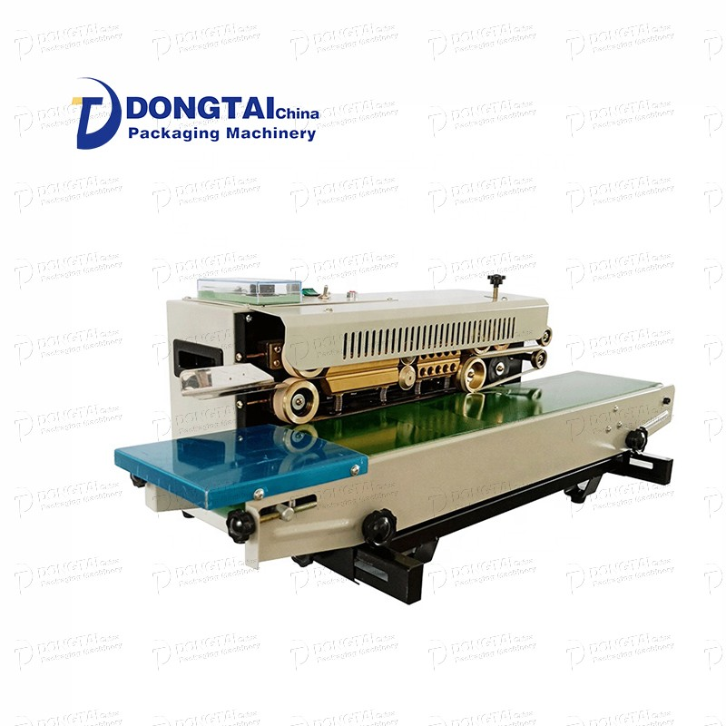 Semi-automatic plastic bag sealing machine, seed/hardware fitting sealing machine