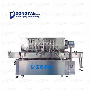 automatic chili sauce filling machine black pepper teriyaki sauce filling machine