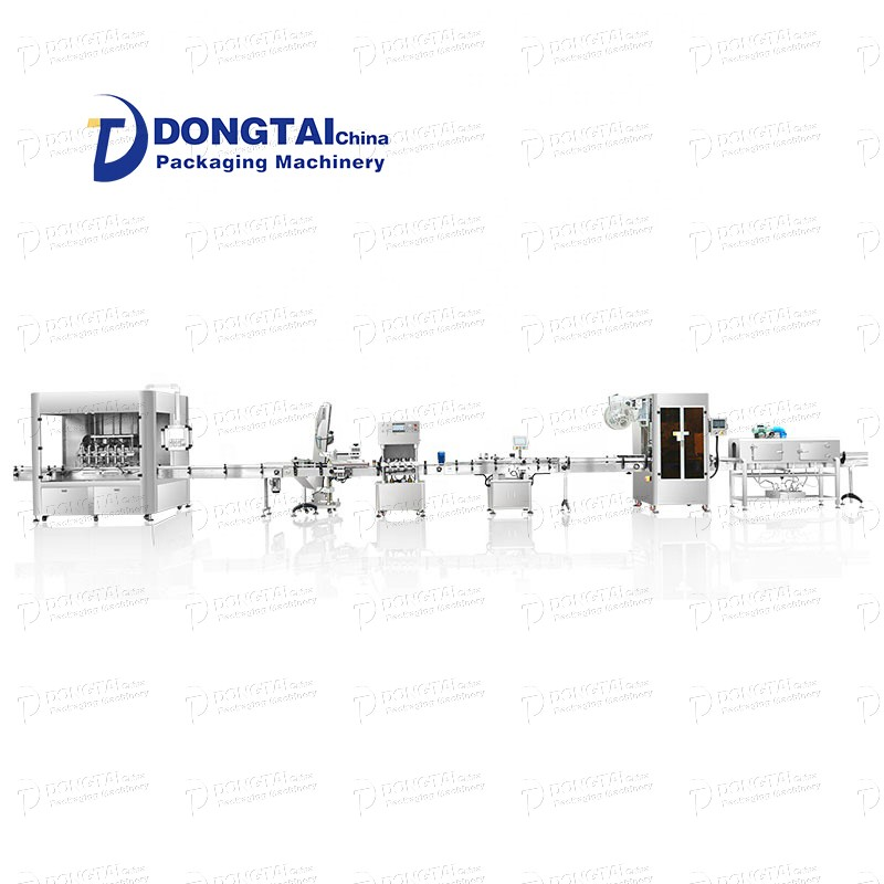 liquid filling machine automatic /magnetic pump/ viscous liquid filling machine /liquid detergent filling machine