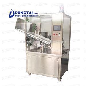 Macchina automatica per la disinfezione di creme per la pelle / liquidi / riempitrice e sigillatrice per pasta