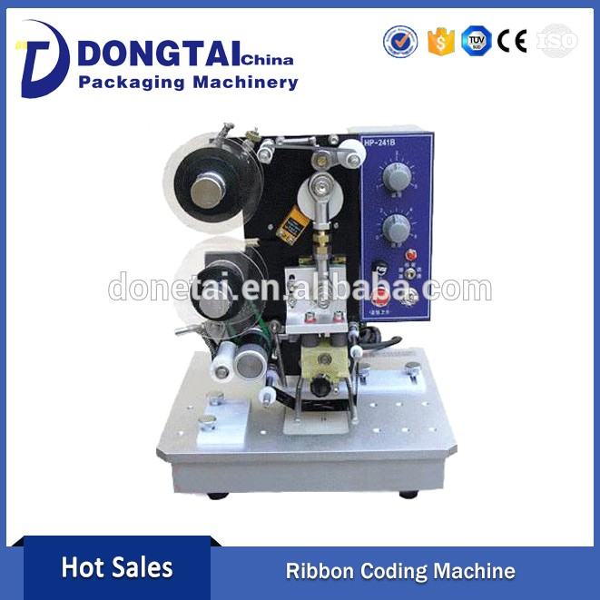 Hot-selling electric ribbon coding machine