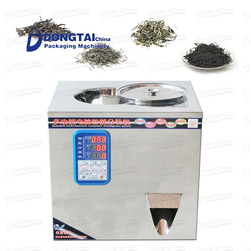 Manual green tea tea vacuum sealing machine/vacuum powder packaging machine