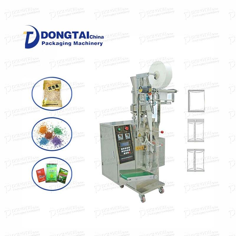과립 포장 기계 밀봉 과립 분말 포장 기계 과립 포장 충전 기계 자동 플라스틱 과립 포장 기계