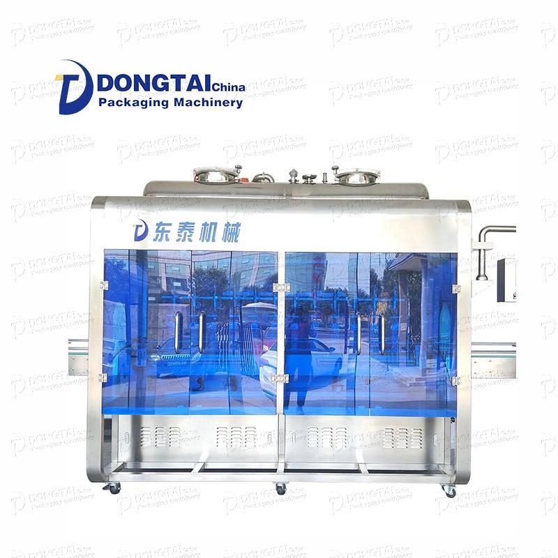 Riempitrice automatica per olio di girasole a 6 teste riempitrice per olio lubrificanti riempitrice per bottiglie di olio da cucina