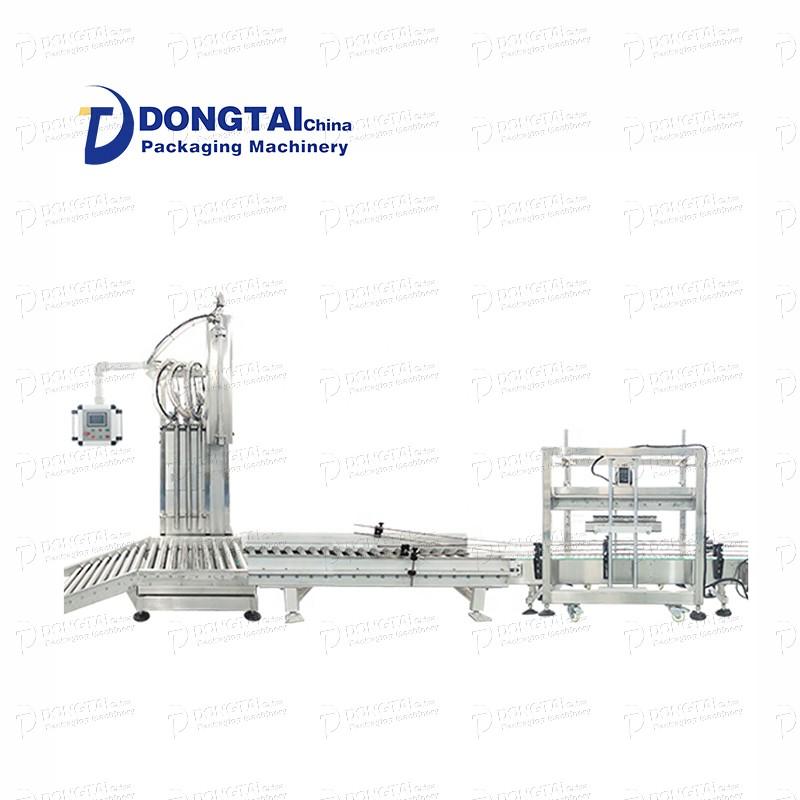 gear oil engine oil lubricant automatic oil filling machine coconut oil bottle filling machine