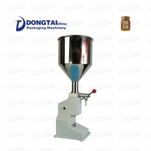 Mesin pengisian tekanan tangan