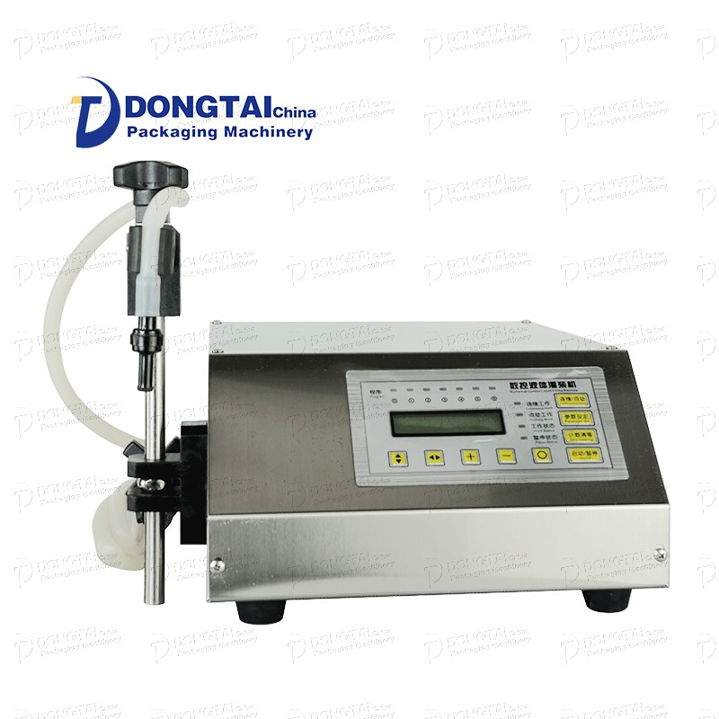 CNC liquid filling machine