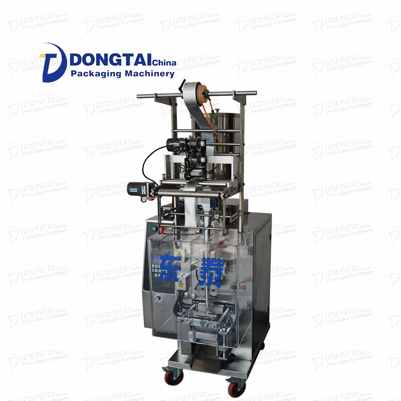 Bagged Chili Sauce Filling Machine-Diced Pork Chili Sauce Packaging Solution 2