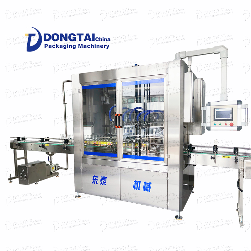 Show the advantages of honey filling machine equipment with high-quality performance