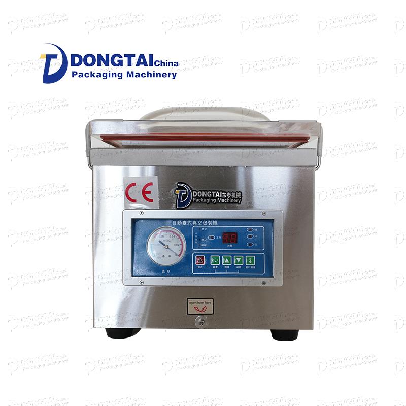Gıda tahıl vakum paketleme makinesi
