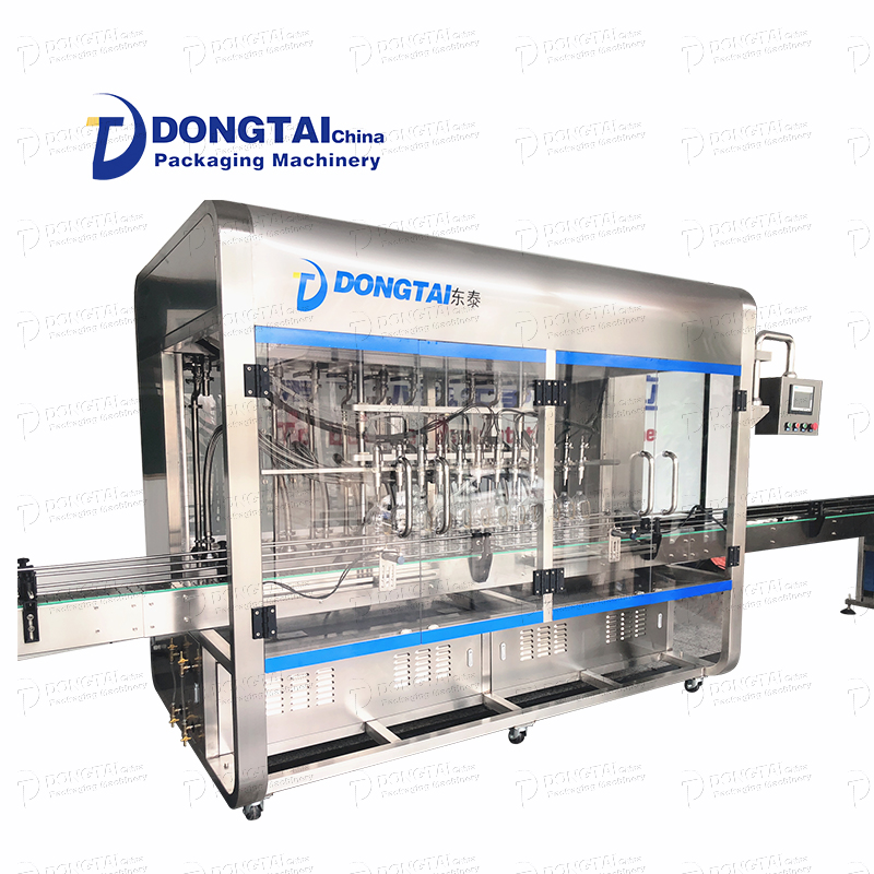 Do you know this edible oil filling machine?