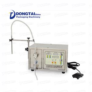 Manyetik pompa sıvı dolum makinası