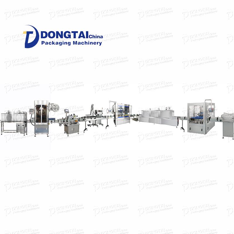 Set lengkap mesin dan peralatan pengisian madu botol secara bertahap menggantikan arus utama tradisional