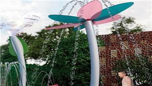 Kids Aqua Park Water Splash Pad