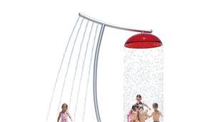 Kids Water Playground Park
