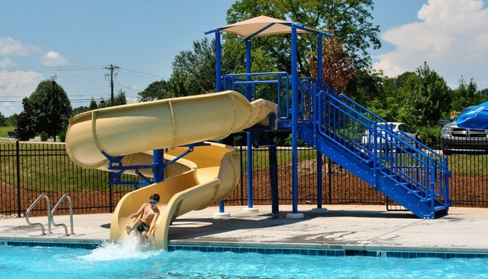 Water Park Slides Tubes