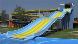 Water Pool Slide Tubes