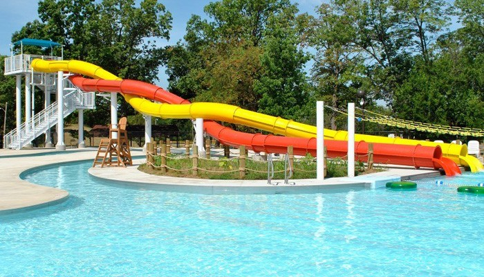 Adult Pool Water Slide