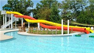 Adult Pool Water Slide