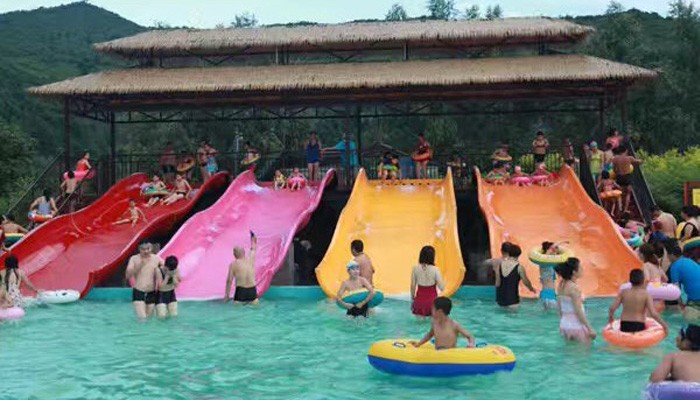 Mini Kids Water Slide