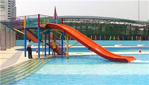 Fiberglass Water Park Slides