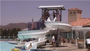 Kids Water Slide Equipment