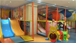 Kids Soft Indoor Playground