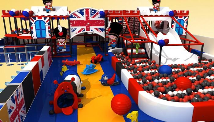 Kids Soft Play Area Equipment