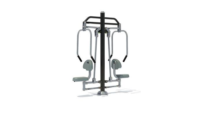 Stainless Steel Fitness Equipment