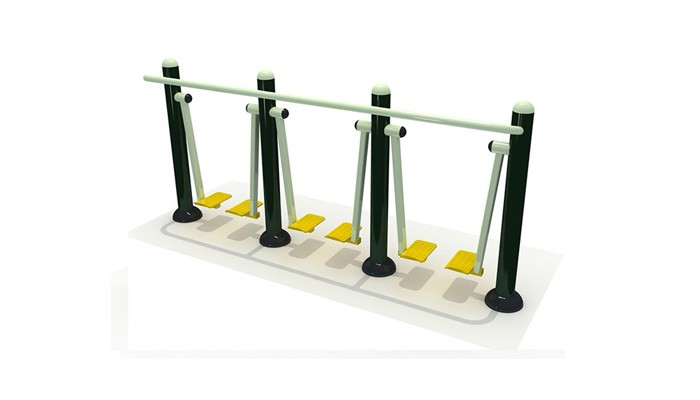 Body Building Outdoor Gym Fitness Equipment