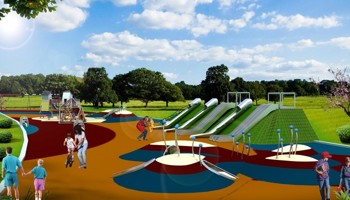 Customized Kids Playground
